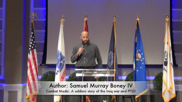 Motivational Speech by Combat Veteran